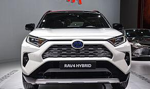 image: Her er prisen på nye Toyota RAV4