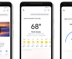 image: Google Assistant skal bli enklere å bruke på mobilen