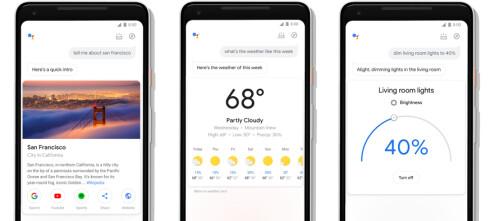 Google Assistant skal bli enklere å bruke på mobilen