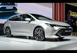 Verdens mest solgte bilmodell snart tilbake i Norge
