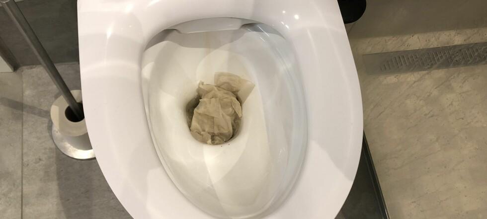 Tett toalett? Da bør du følge tominutters-tipset