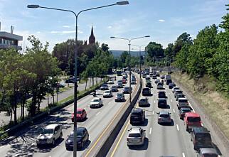 Bilsalget synker - dieselandelen øker