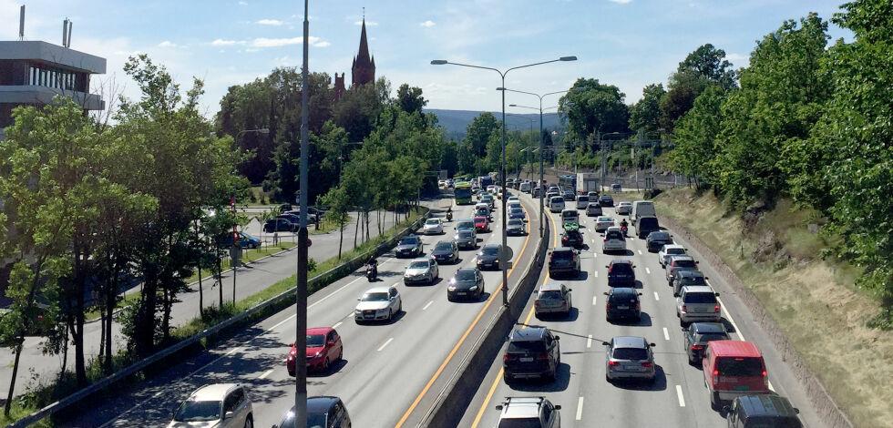 image: Bilsalget synker - dieselandelen øker