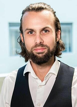 GIR RÅD: Thomas Iversen, fungerende leder for forbrukerdialog ved Forbrukerrådet. Foto: Halvor Pritzlaff Njerve.