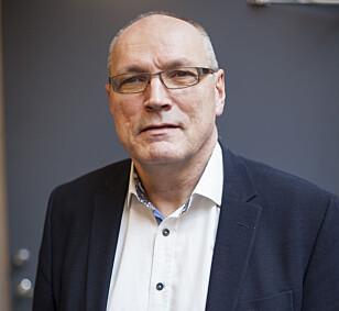 Knut H. Peterson, generalsekretær i Norsk Cøliakiforening.