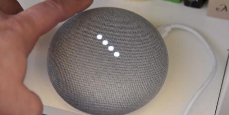 Denne måneden kan du snakke norsk til Google-høyttaleren