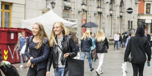 image: Konsumet til forbrukerne er avtakende