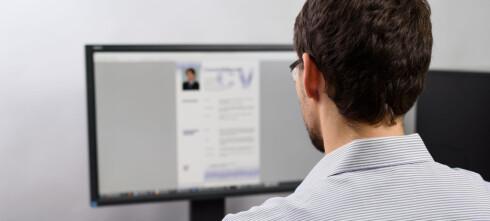 Unngå disse sju CV- og søknadstabbene