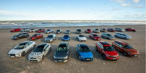 image: Disse bilene kan bli Årets bil i Europa