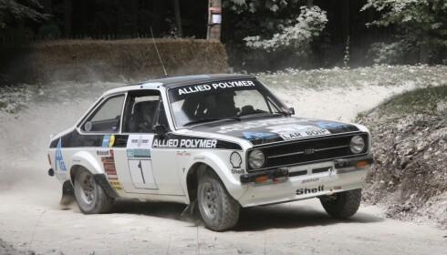 KANDIDAT 2: Ford Escort II GT/RS. Foto: Ford