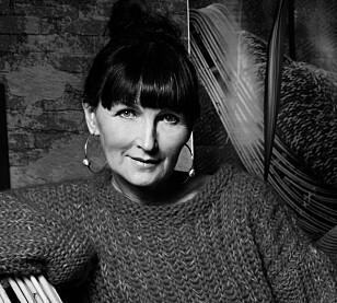 Margaretha Finseth, design- og merkevaresjef hos House of Yarn. Foto: Xenia Villafranca