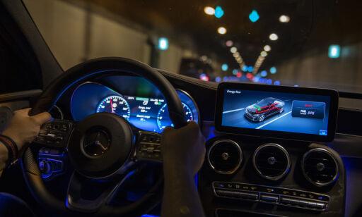 image: Mercedes med storsatsning på ladbare hybrider