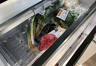 Bakterien koser seg i kjøleskap over fire grader