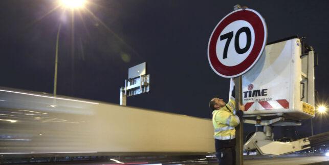 image: Vil sette ned fartsgrensen fra 80 til 70
