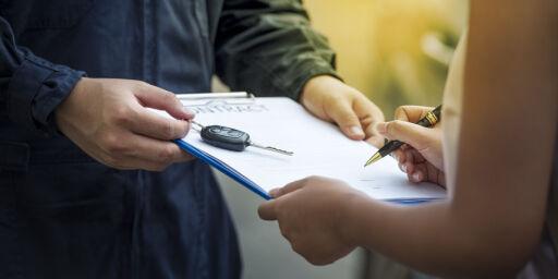 image: Sju ting du bør tenke på før du skriver under på leasing-kontrakten