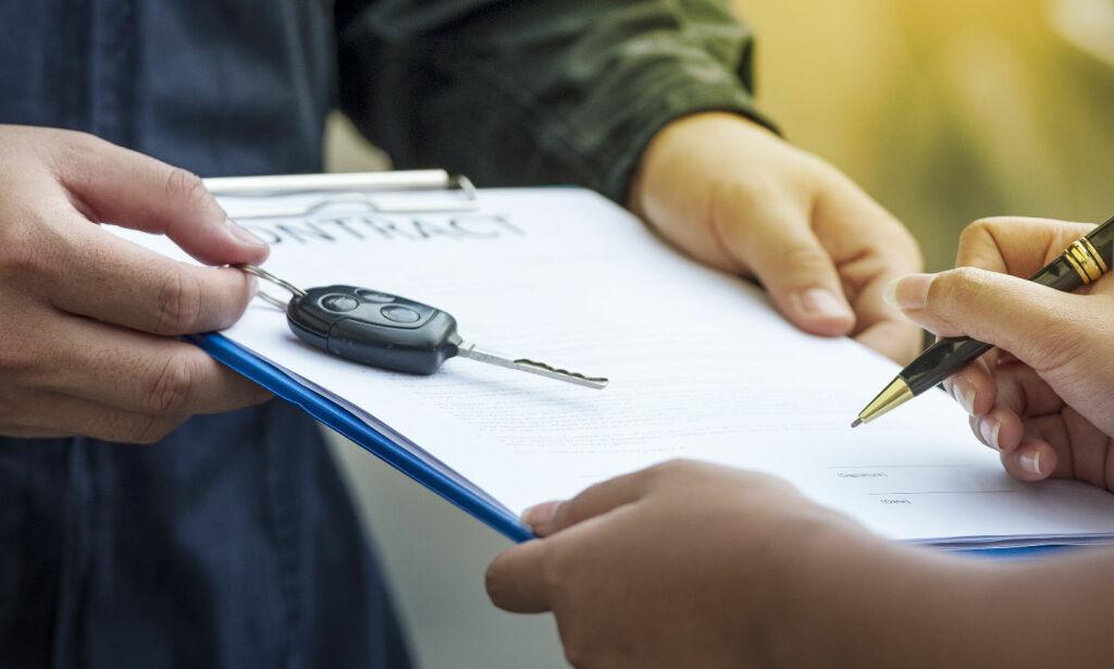 image: Sju ting du bør tenke på før du signerer leasing-kontrakten