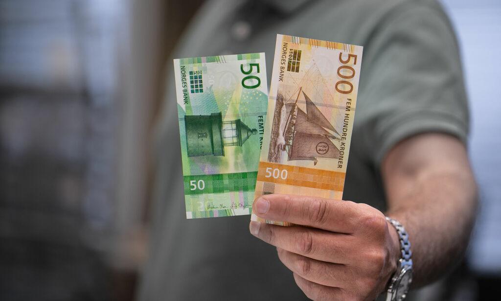 image: Nye sedler øker risikoen for å bli lurt