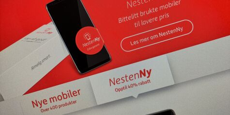 image: Selger brukte telefoner med to års garanti