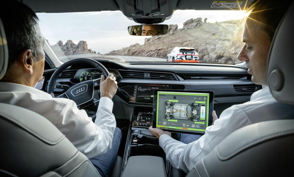 image: Denne elbilen står absolutt til mer enn forventningene
