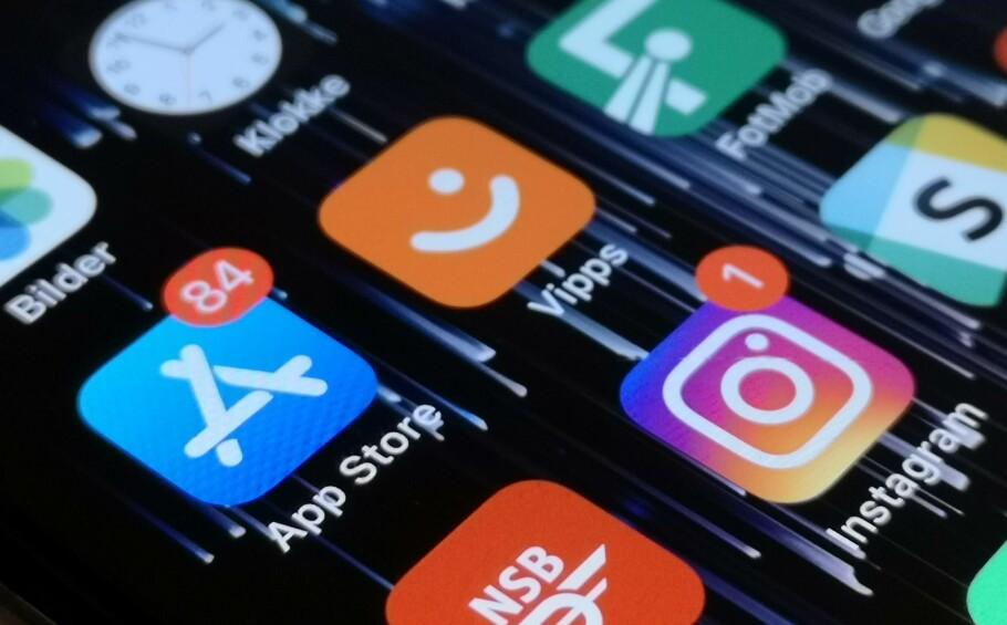 SJEKK ABONNEMENTENE: Flere apper lurer deg nærmest til å tegne dyre abonnementer. Foto: Pål Joakim Pollen