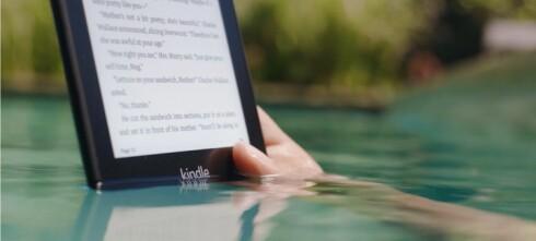 Nye Kindle Paperwhite er vanntett