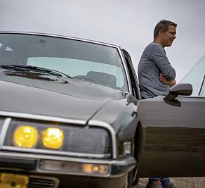 image: For Ørjan er dette den perfekte veteranbil