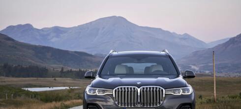 Her er BMWs kjempe-SUV