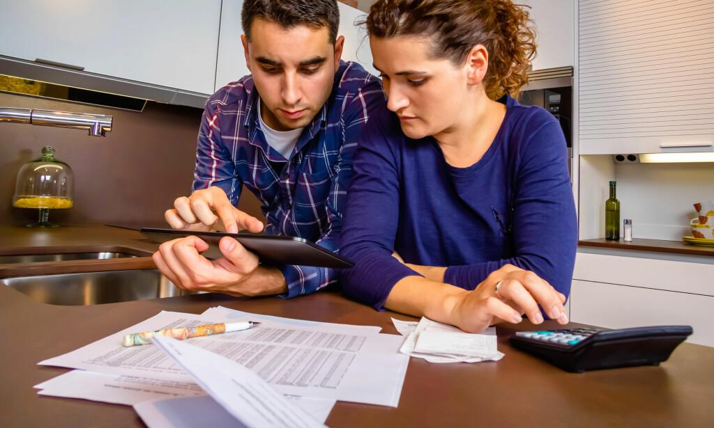 BINDE RENTEN: Ny undersøkelse fra Norges Banks viser økt interesse for fastrentelån blant forbrukerne. Foto: Shutterstock/NTB Scanpix.