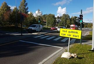 Tester ut smidigere trafikklys