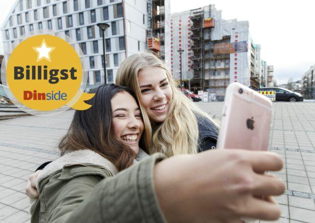 image: Her er de beste og billigste mobilabonnementene akkurat nå