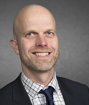 Hallgeir Kvadsheim, siviløkonom og adferdsøkonom i Spiff. Foto: Terje Bendiksby/NTB Scanpix.
