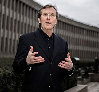 Dag Jørgen Hveem, høyskolelektor ved BI. Foto: Torbjørn Brovold.