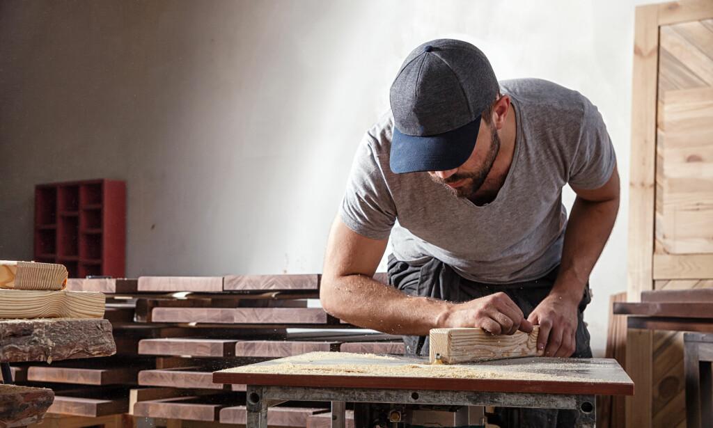 NYE SØKNADER: Direktoratet for byggkvalitet har laget nye søknader, som skal gjøre det enklere å søke om endringer eller påbygg i boligen. Foto: NTB Scanpix