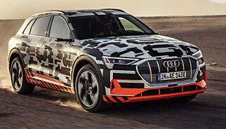 image: Video: Vi gjør en full sjekk av Audi e-tron