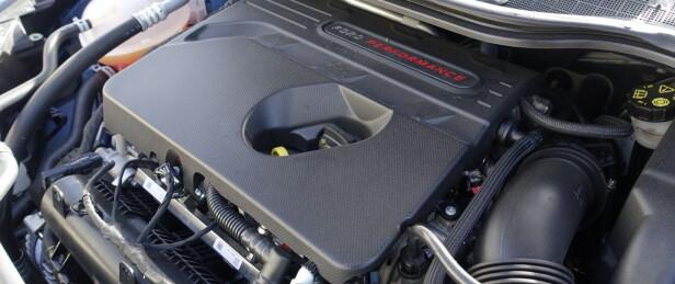 PERFORMANCE: Ford har overrasket positivt med sine tresylindrede 1,0 og 1,5 litere. Foto: Rune M. Nesheim