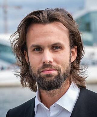 Thomas Iversen, fungerende leder forbrukerdialog i Forbrukerrådet. Foto: Forbrukerrådet/ Njerve