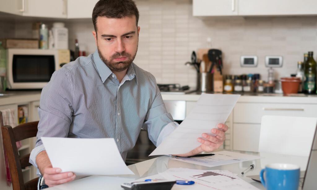 PENSJONSFORSKJELLER: Flere menn enn kvinner vet hva de får i pensjon, og menn får også mer utbetalt enn kvinnene, viser en undersøkelse Storebrand har gjennomført. Foto: Shutterstock/NTB Scanpix.