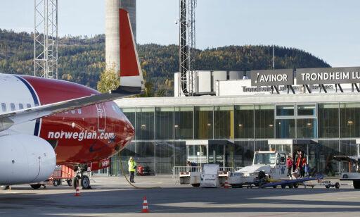 image: Her kan NATO-øvelsen påvirke flytrafikken