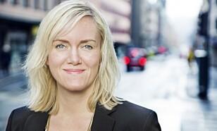 Ann-Katrin Årøen, kommunikasjonssjef i Trygg Trafikk. Foto: Trygg Trafikk