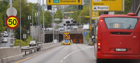 - Midlertidige fartsgrenser bør kun brukes når det er nødvendig