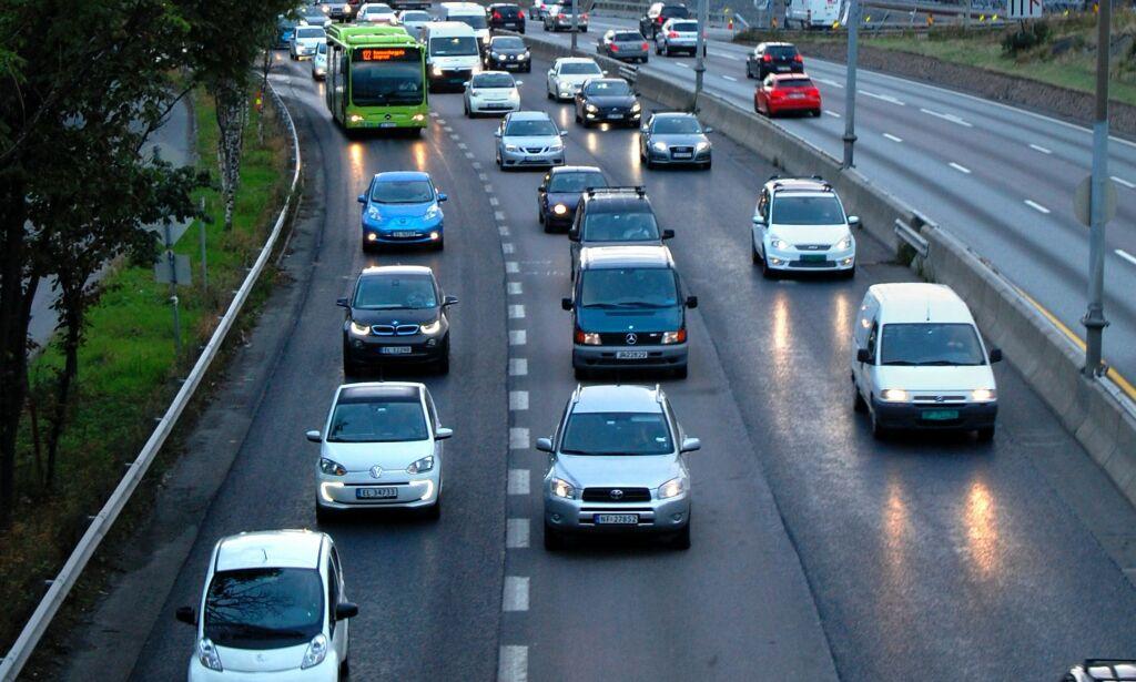 image: Nå må du se opp for nye trafikkskilt