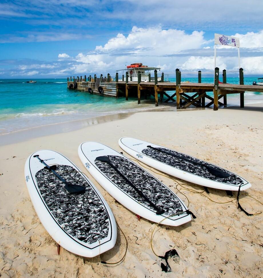VERDENS BESTE STRAND: Denne stranden, Grace Bay på Providenciales, Turks- og Caicosøyene, er kåret til verdens beste strand av TripAdvisors lesere i 2018. Foto: Turks- og Caicosøyenes turistkontor