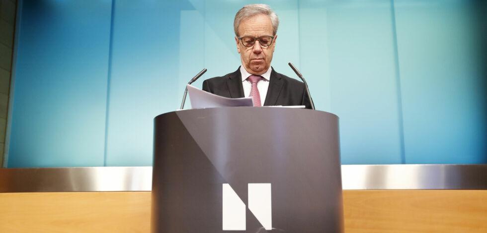 image: Norges Bank holder som ventet styringsrenta uendret på 0,75 prosent
