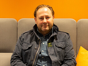 Thomas Sandaker i HappyBytes. Foto: Martin Kynningsrud Størbu