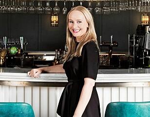 GLAD: Nina Brandanger, hotelldirektør ved Hotel Continental, sier de har jobbet målbevisst for å kome på Condé Nast-lista. Foto: Hotel Continental