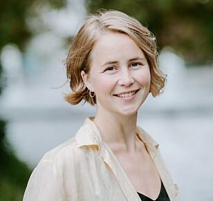 Anja Bakken Riise, leder i Fremtiden i våre hender, etterlyser mer handlekraft fra norske myndigheter. Foto: Fremtiden i våre hender
