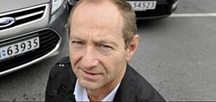 SKJULTE KOSTNADER: - Verditapet er den største posten i bilregnskapet, ifølge Jan Petter Røssevold i OFV. Foto: Håkon Bonafede