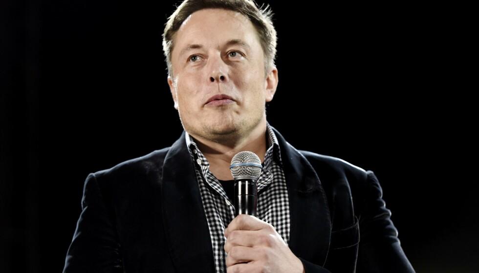Nå er Tesla-en på salgstoppen i USA