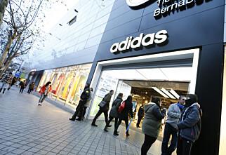 Adidas: - Stopp å bruke dette tøyet umiddelbart!