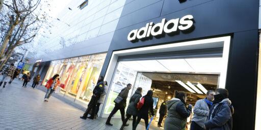 image: Adidas: - Stopp å bruke dette tøyet umiddelbart!